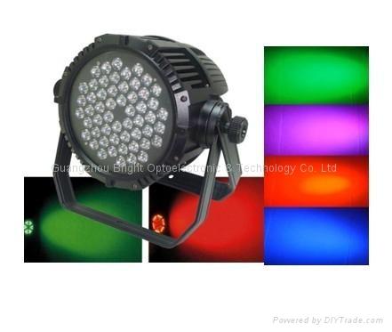 54 pcs outdoor LED par  2