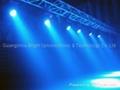54 pcs outdoor LED par  4