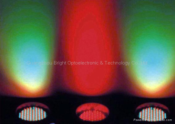177/183 pcs LED par  2