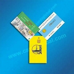 Smart card- contact IC card
