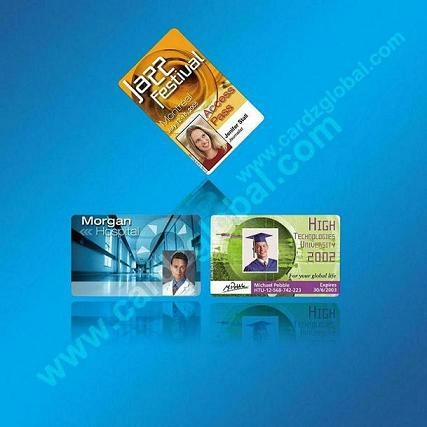 Photo ID card 1