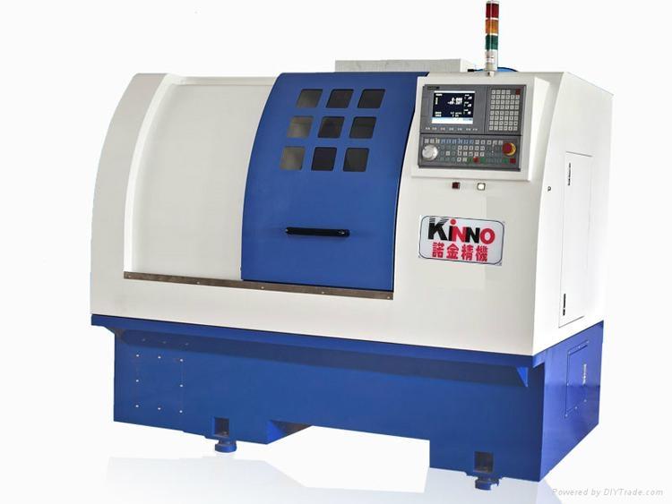 数控车床 - KN-46A - 诺金精机 (中國 生產商) - 二手機械設備 - 工業設備 產品 「自助貿易」