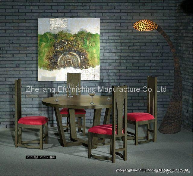 Round Dining Table (MM-D202) 1