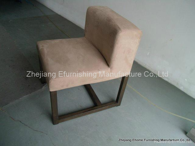 Marble Dining Table and Chair (MM-D212) 3