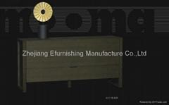 2012 New Wooden Display Rack