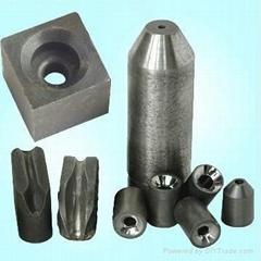 carbide welding rod die