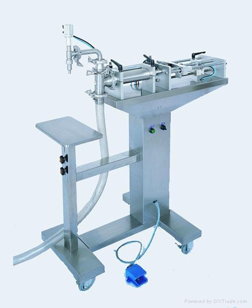 Semi-auto Liquid filling machineFM-SLVQ 1