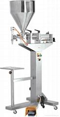 Smi-auto Paste Filling machine FM-SMVQ