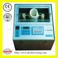 Dielectric Strength Insulation Oil Tester