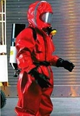 消防專用重型外置防化服
