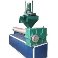 Automatic feeder for plastic recycling