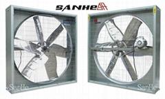 DJf(b)series Hanging Exhaust Fan