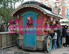 木質環保車
