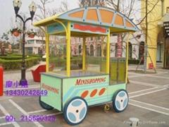 廣州商品售貨車