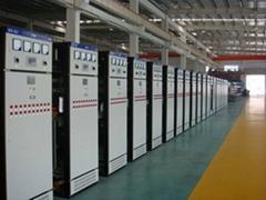 GGD low voltage switchgear