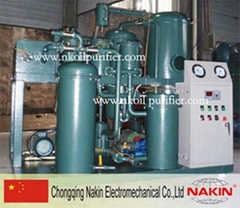 Cooking oil filtration