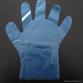 pe plastic gloves