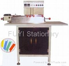 Mylar Tab Lamination Machine