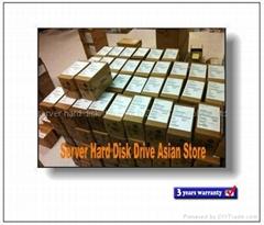 SUN SESX3G12Z 542-0388 300GB 10K rpm 2.5inch SAS Server Hard Disk Drive