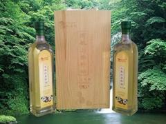 香港紅鑫龍牌有機山茶油/
