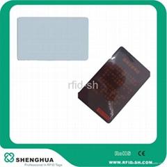 RFID UHF smart PVC cards