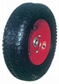 Air Wheel/Pneumatic tyre/rubber tyre: PR1616 (16 X 6.50-8)