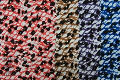 Rayon voile printed