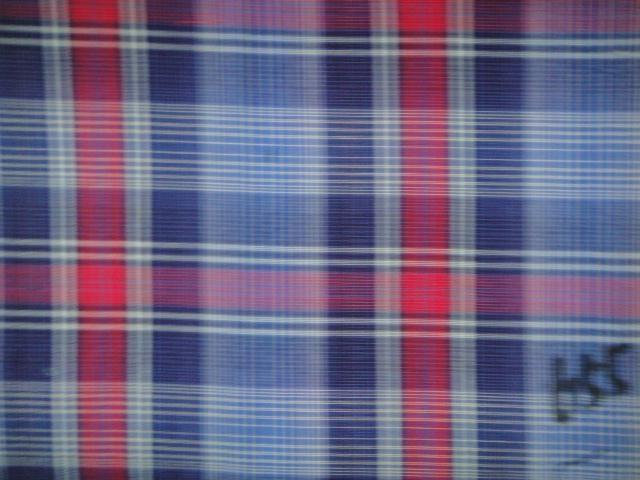 Cotton yarn-dye fabric 5