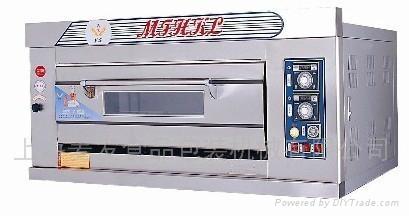 二层四盘燃气烤箱 2