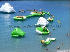 inflatable water park toys