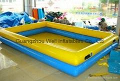 2013 new design water walking ball pool