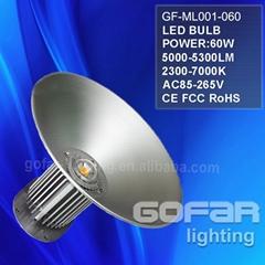 led industrial light 60w 80w 100w 120w