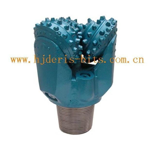 """TCI Tricone bits 12 1/4"""" 627 milled tooth rock bit for water well  4"""