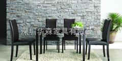 歐式餐桌椅