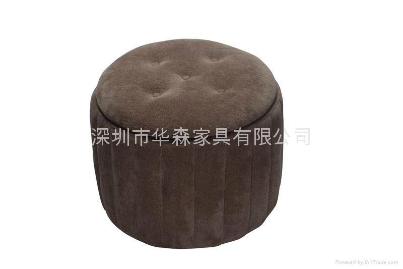 布衣休閑腳凳 1