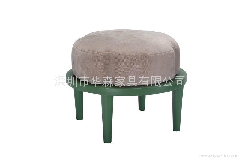布衣休閑腳凳 4