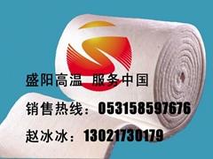 砖窑施工耐火毯锆铝型