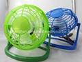 4 inch usb mini fan 3
