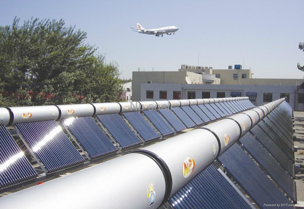 Solar water heater 5