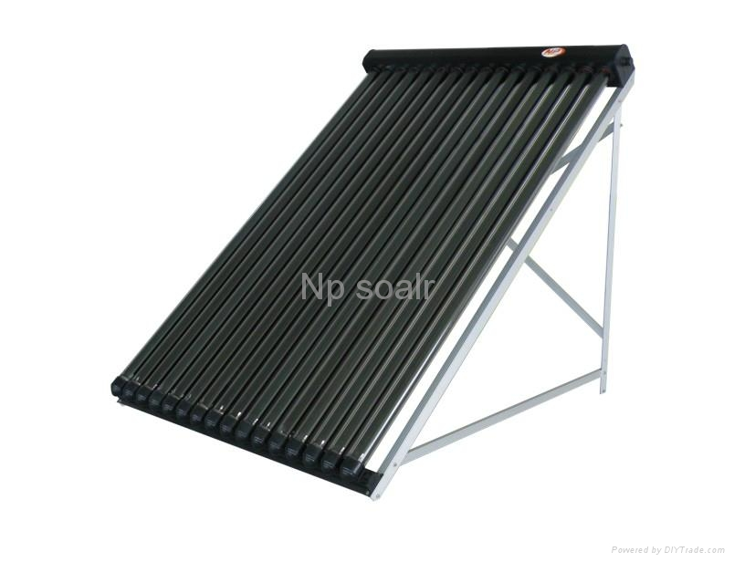 heat pipe solar collector  3