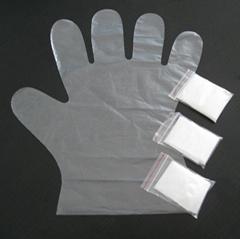 Folded Pe Glove
