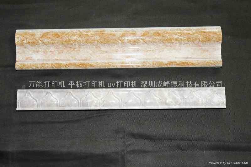 佛山樹脂腰線彩印機 1
