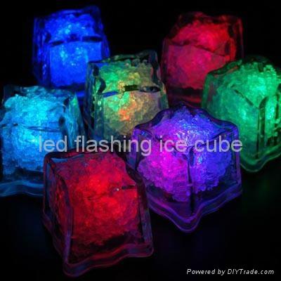 square led flashing ice cube 2