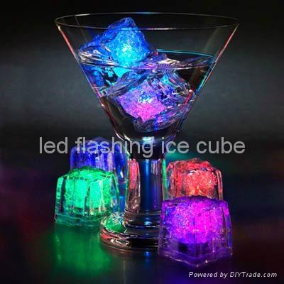 square led flashing ice cube 4