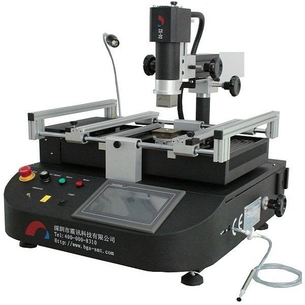 Touch screen reball machine soldering bga rework station ZX-D2 1