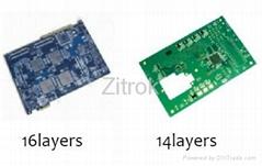 Multilayer pcb board