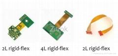 Multilayer PCB boards