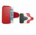 High Quality Genuine Leather Case Pouch for iPhone 4 / iphone 4S
