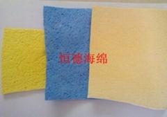 压缩木浆棉材料