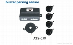 buzzer parking sensor system